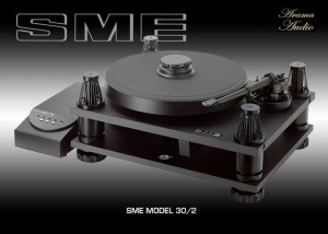Model 30/2 Turntable]